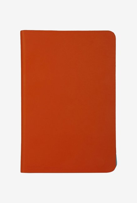 Memumi Colorful Flip Cover for iPad mini 2 and 3 (Orange)