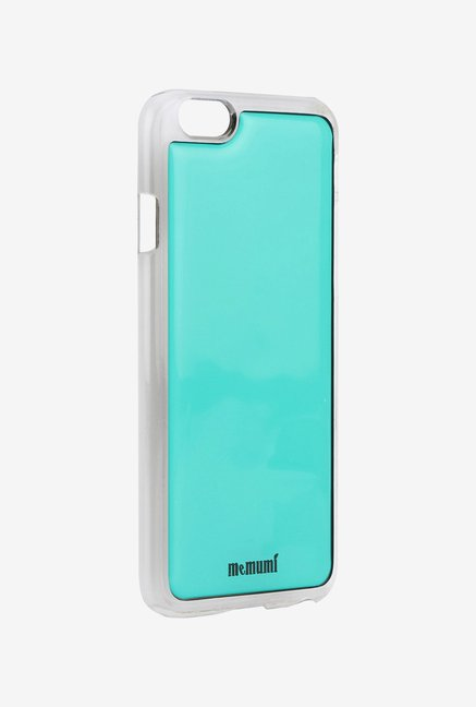 Memumi Selfie Back Cover for iPhone 6 (Turquoise)