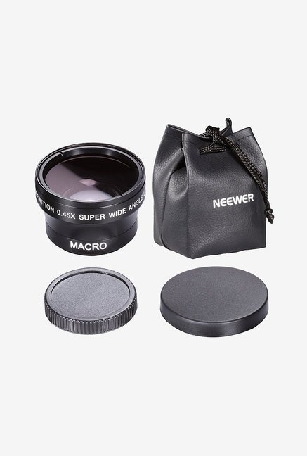 Neewer High Definition Camera Lens for Camera (Black)