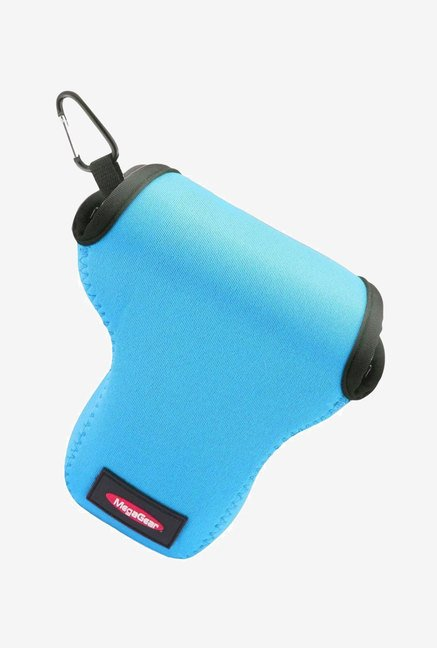 MegaGear Neoprene Camera Case for Canon EOS M (Blue)