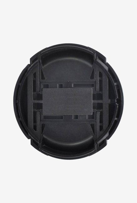 Big Mike's 58mm Universal Snap-On Lens Cap (Black)