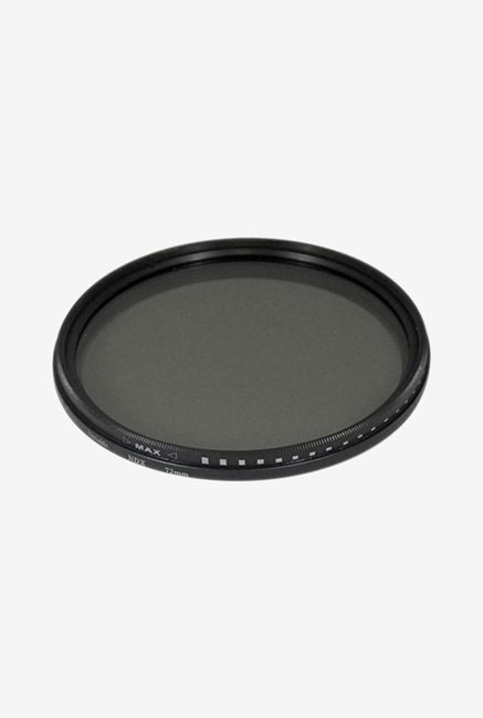 Big Mike's 72mm Variable NDX Fader Filter (Black)
