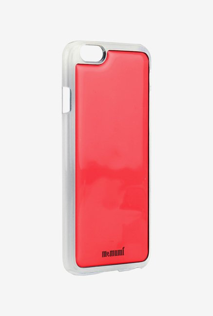Memumi Selfie Back Cover for iPhone 6 (Red)