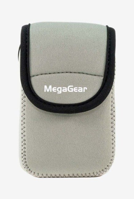 MegaGear Neoprene Camera Case for PowerShot G7X (Grey)