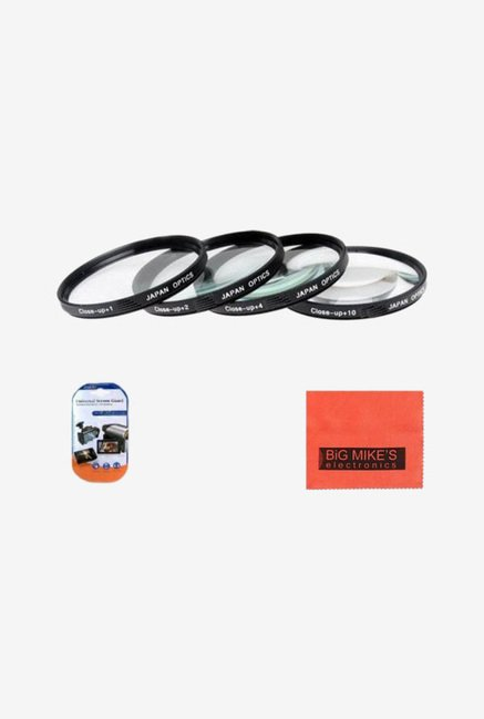 Big Mike's 67mm Close up Filter Set (Black)