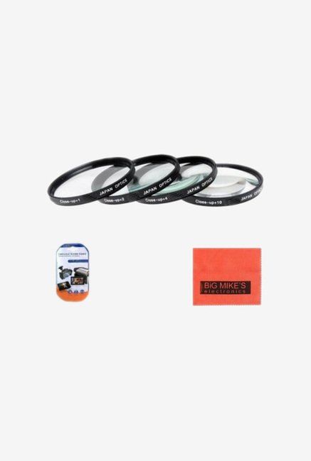 Big Mike's 58mm Close up Filter Set (Black)