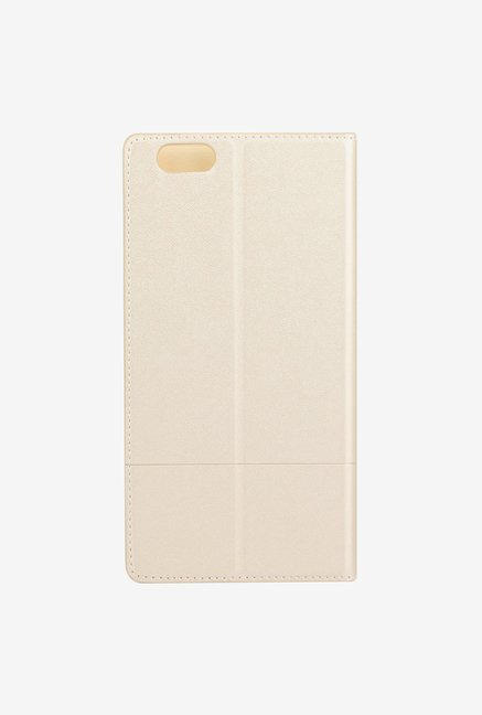 Memumi Wisdom Flip Cover for iPhone 6s (Golden)