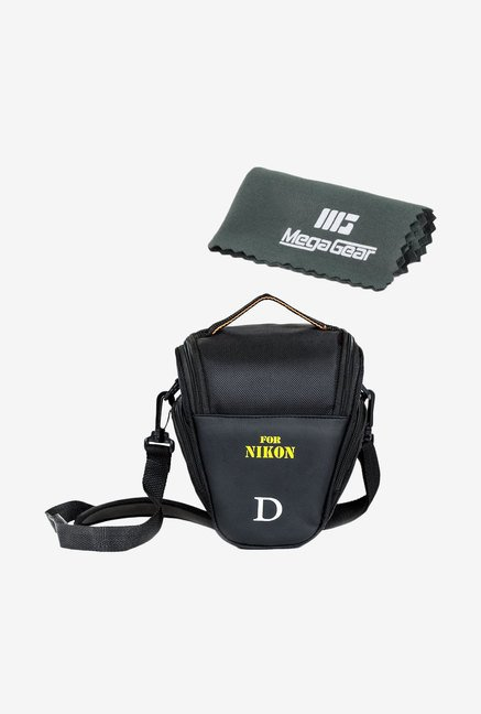 MegaGear Ultra Light Camera Case Bag for Nikon (Black)