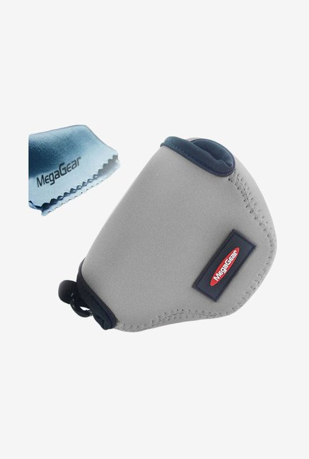 MegaGear Neoprene Camera Case for Nikon J4 (Grey)