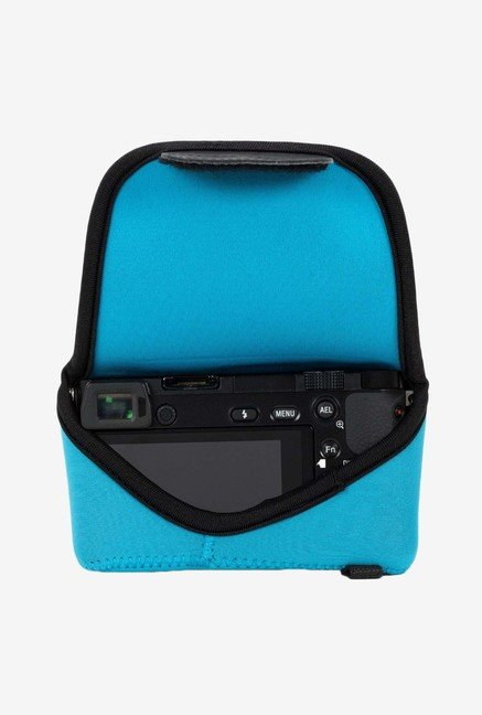 MegaGear Neoprene Camera Case for Canon G1X MK2 (Blue)