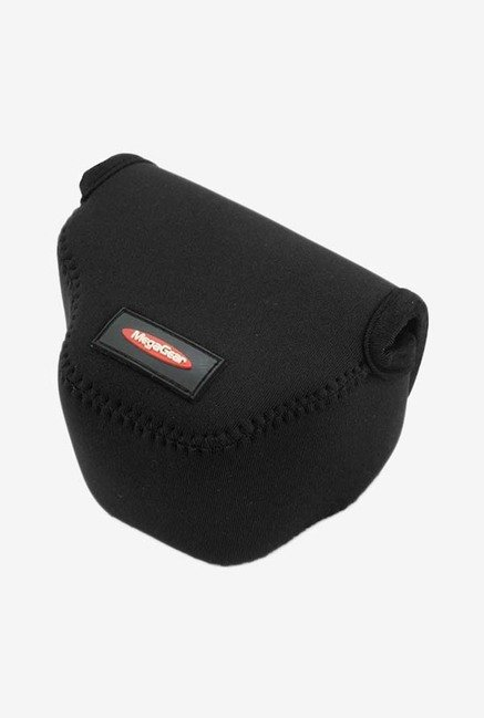 MegaGear Neoprene Camera Case for Canon SX510 (Black)