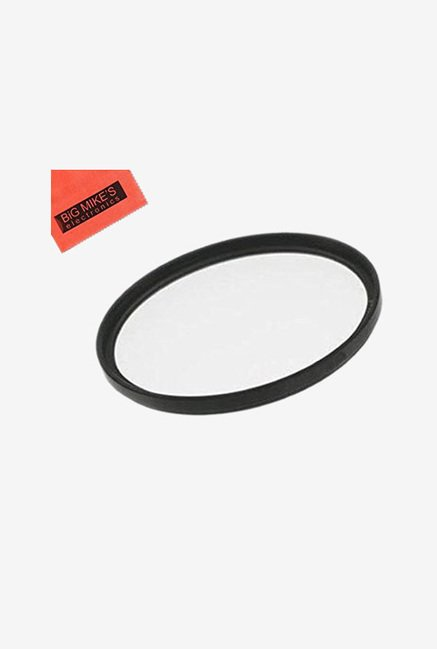 Big Mike's 72mm Multicoated UV Protective Filter (Black)