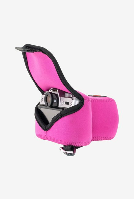 MegaGear Neoprene Camera Case for Sony NEX-6 (Pink)