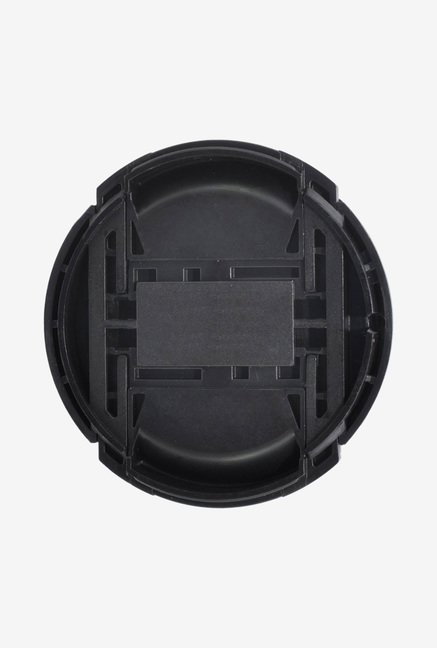 Big Mike's 72mm Universal Snap-on Lens cap for Canon (Black)