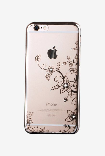 Memumi Crystalline Back Case for iPhone 6 Plus (Transparent)