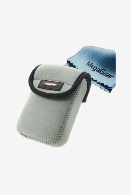 MegaGear Neoprene Camera Case for Canon SX700 (Grey)