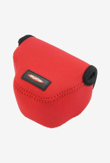 MegaGear Neoprene Camera Case for Sony NEX5 (Red)