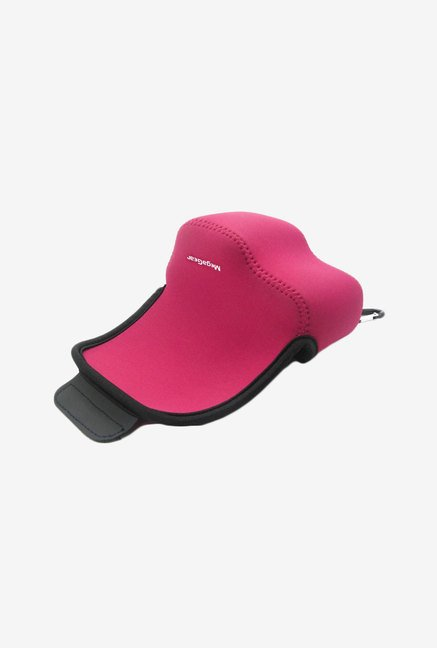 MegaGear Neoprene Camera Case for Sony A6000 (Pink)