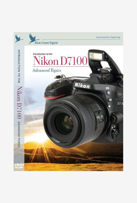 Blue Crane introduction to the Nikon D7100: Advanced Topics