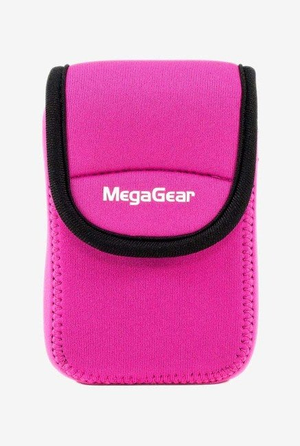 MegaGear Neoprene Camera Case for PowerShot G7X (Pink)