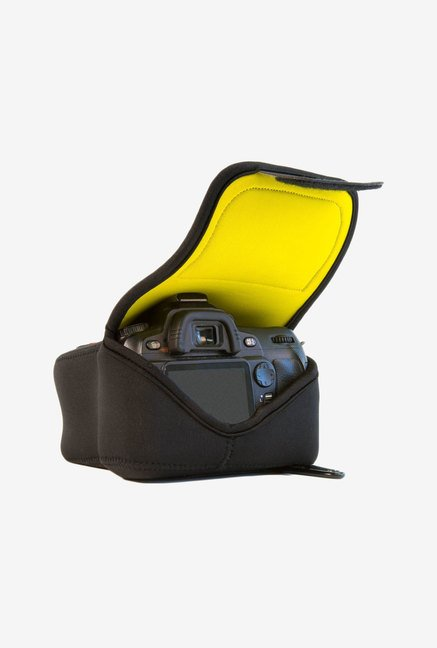 MegaGear Neoprene Camera Case for Nikon D3200 (Black)