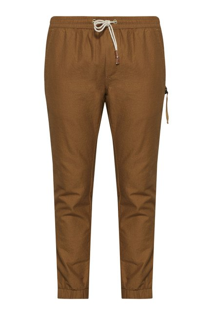 ETA by Westside Khaki Slim Fit Jogger