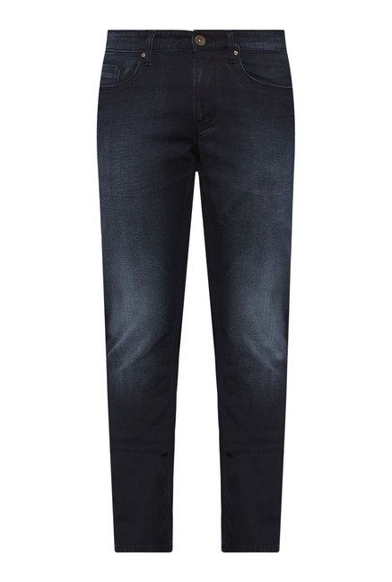 Ascot by Westside Navy Slim Fit Jeans
