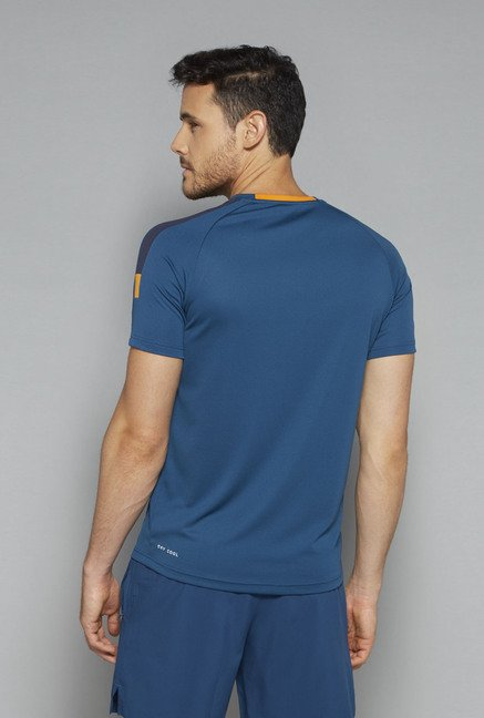 Westsport by Westside Navy Slim Fit T Shirt