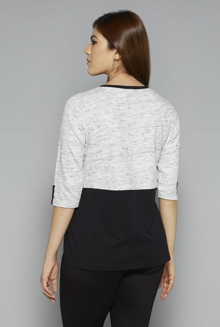 Gia by Westside Grey Lesley Top