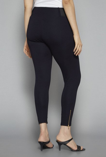 Gia by Westside Navy Ponte Pant