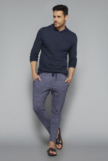 ETA by Westside Indigo Slim Fit Track Pant