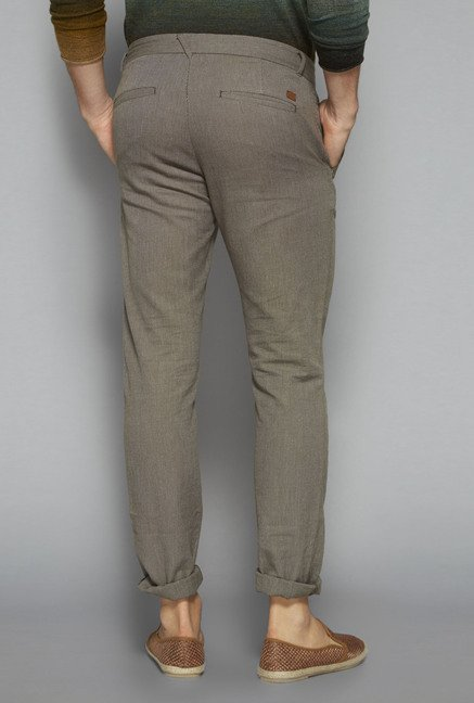 ETA by Westside Olive Slim Fit Chinos