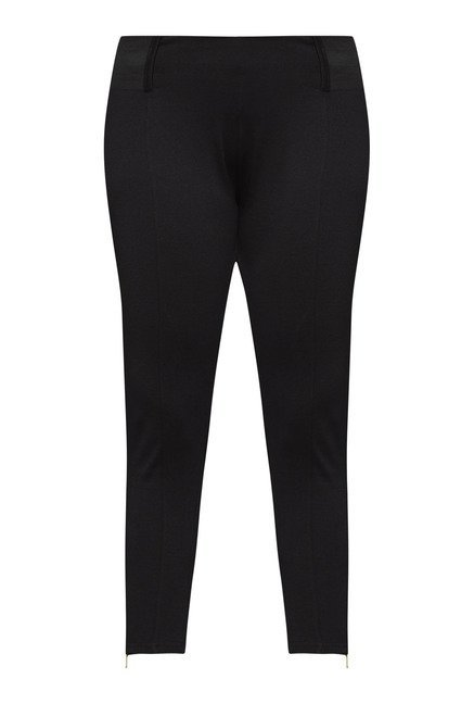 Gia by Westside Black Ponte Pant