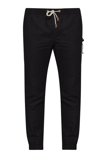 ETA by Westside Black Slim Fit Jogger