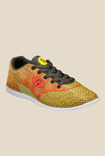 Yepme Yellow & Red Sneakers