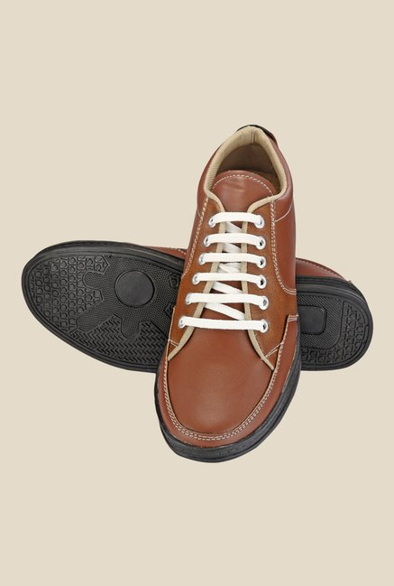 Yepme Brown & Black Sneakers