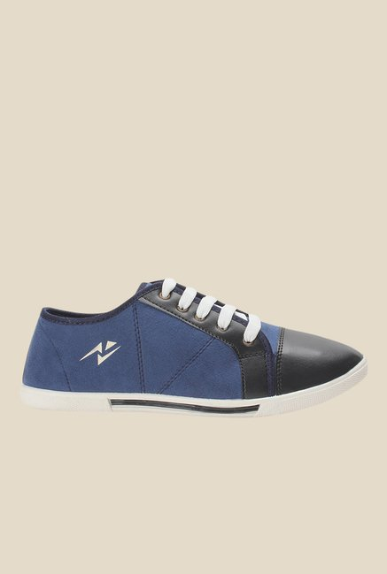 Yepme Navy & Black Sneakers