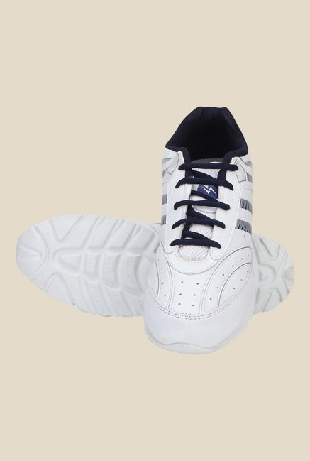 Yepme Haele White Running Shoes