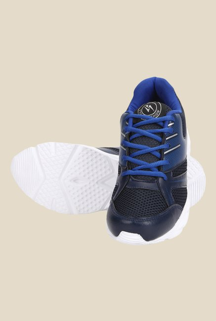 Yepme Royal Blue Running Shoes