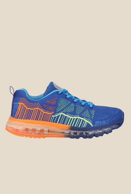 Yepme Blue Running Shoes