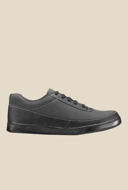Yepme Grey & Black Casual Shoes
