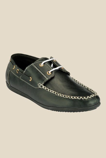 Yepme Black Boat Shoes