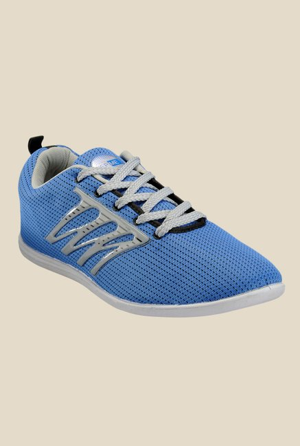 Yepme Blue & Grey Sneakers
