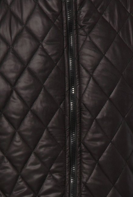 Yepme Black Rixton Quilted Jacket