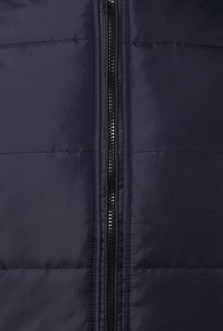 Yepme Navy Jacob Quilted Jacket