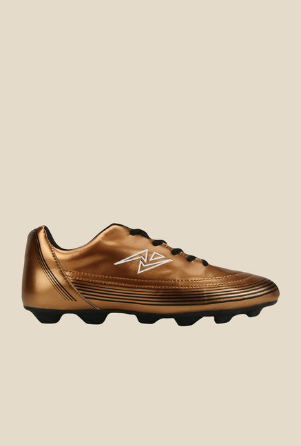 Yepme Golden Football Shoes