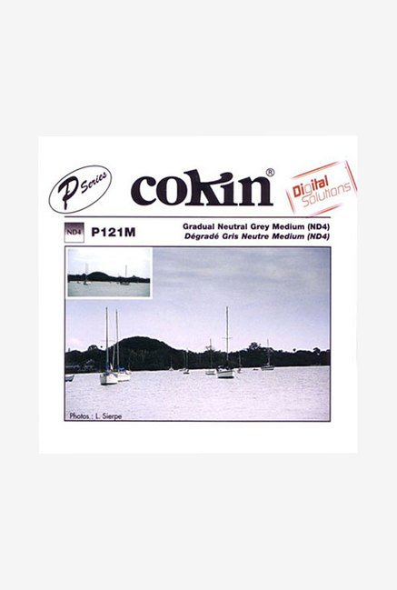 Cokin P-Series P121M Graduated Neutral Density 0.6 Filter