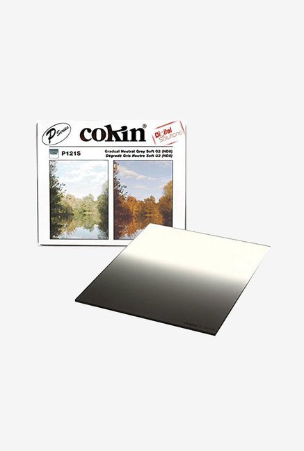 Cokin P-Series P121S Graduated Neutral Density 0.9 Filter