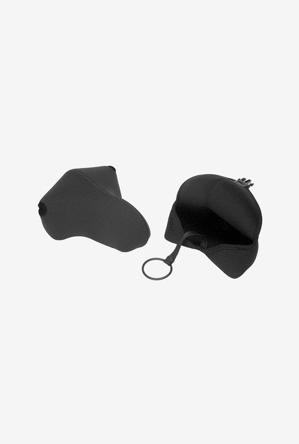 Op/Tech Usa 7001042 Soft Pouch for SLR/AF-Zoom (Black)