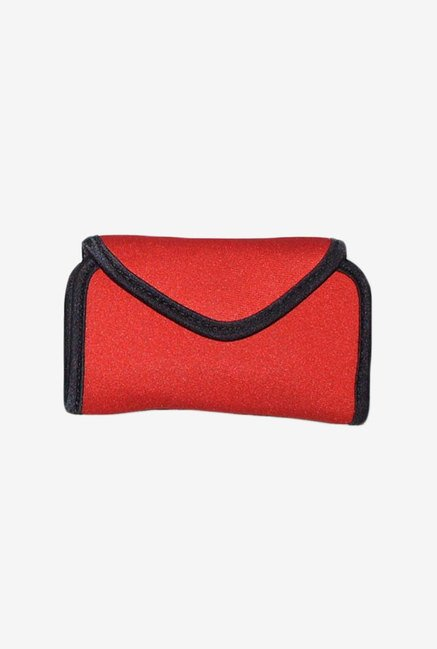 Op/Tech Usa 7302164 Snappeez Horizontal Large Pouch (Red)
